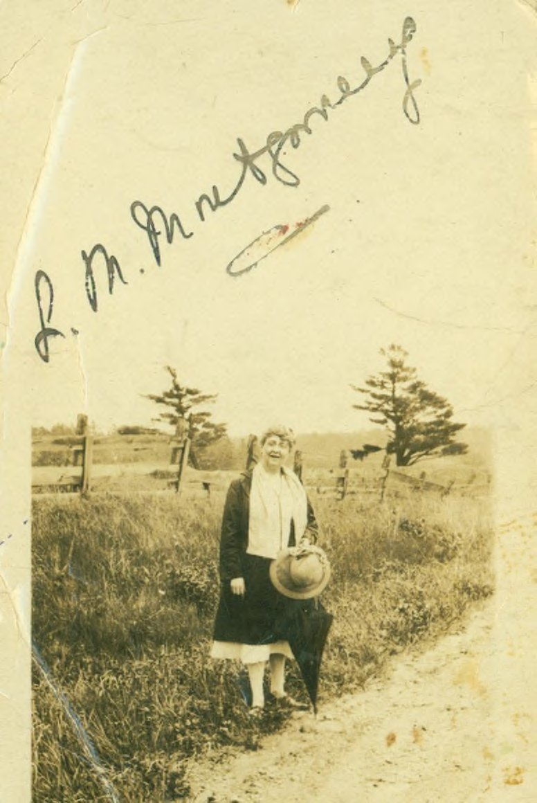 Letter and Photograph Sent to Fan