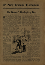 Bartletts' Thanksgiving day