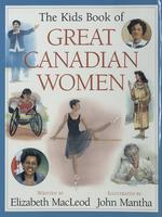 Kids book of great Canadian women