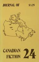 Journal of Canadian fiction