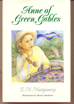 Illustrated Anne of Green Gables