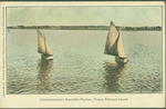 Charlottetown's Beautiful Harbour, Prince Edward Island postcard.