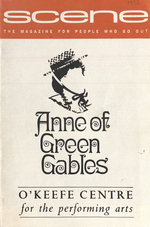 Anne of Green Gables the Musical