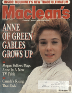 Anne of Green Gables Grows Up